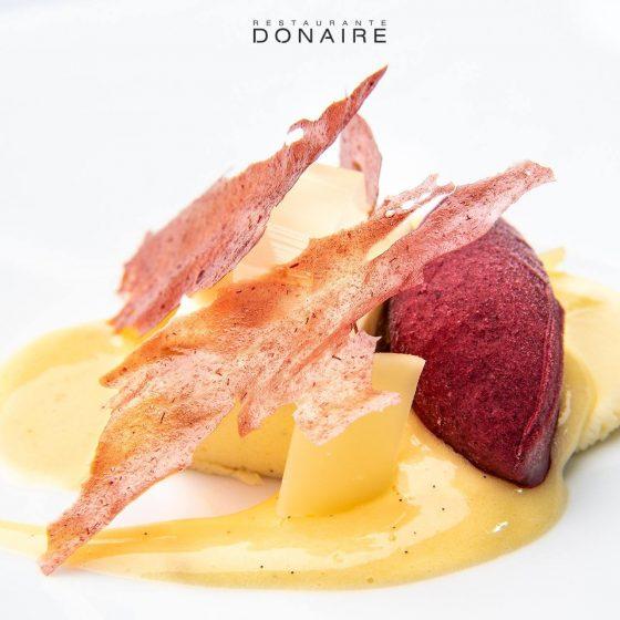 Plato Restaurante Donaire