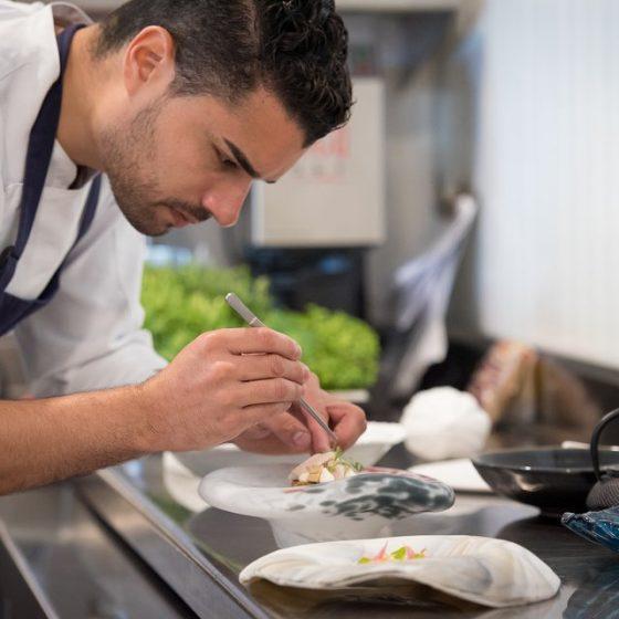 Jesús Camacho Chef Pastelero