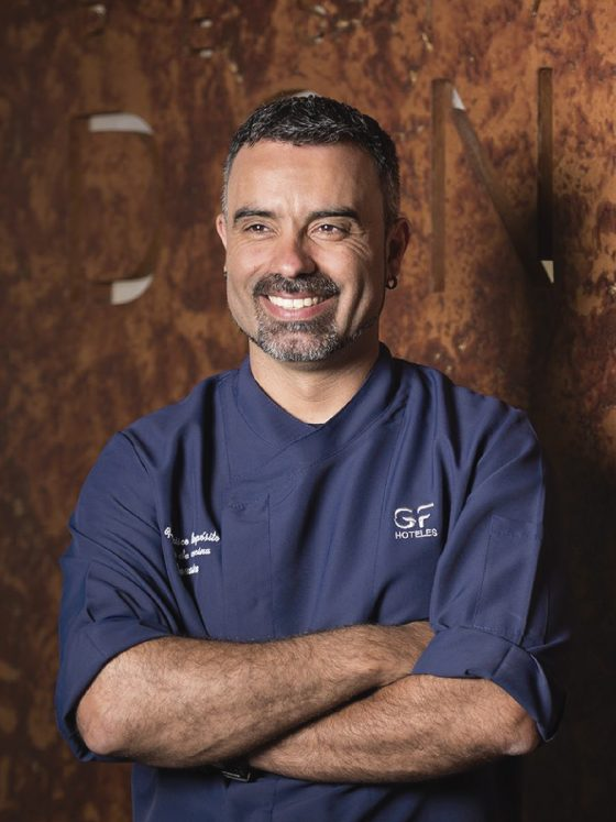 Francisco Expósito Chef