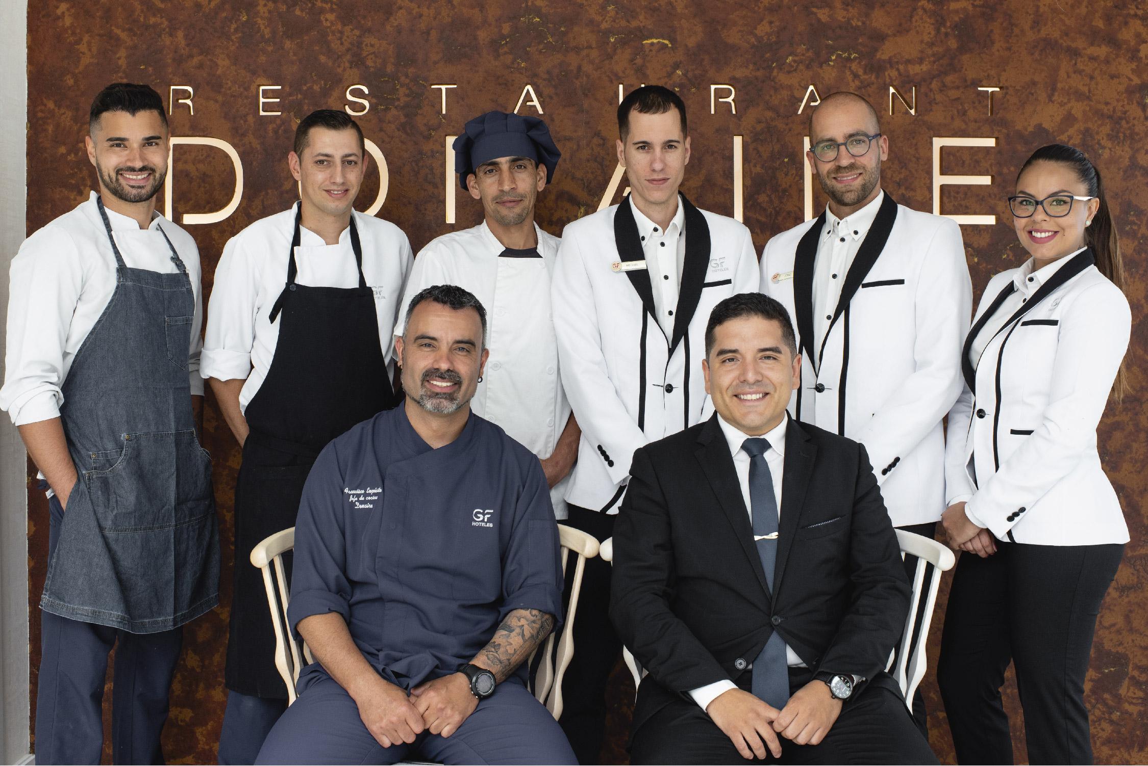Grupo Restaurante Donaire